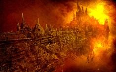 space marines paintings   The Space Hulk Judgement of Carrion entering the Sub-sector Aurelia