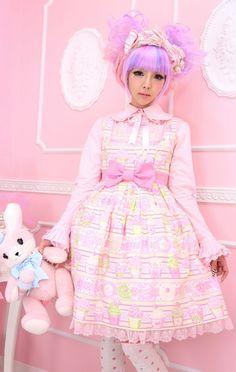sweet lolita!