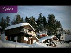 Vidéo de présentation de la station de Guzet saison 2009/10