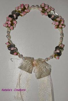 Ναταλία - Χειροποίητες Κατασκευές: Χειροποίητα στεφάνια με σύρμα Bracelets, Blog, Jewelry, Jewlery, Jewerly, Schmuck, Blogging, Jewels, Jewelery