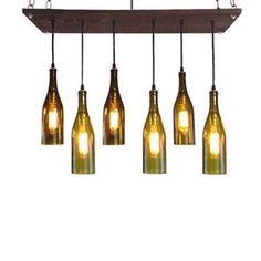 Wine and Dine Chandelier
