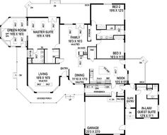 House Plan chp-32952 at COOLhouseplans.com