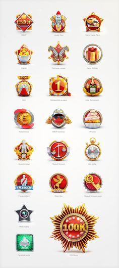Icon for GoPlay by ILYA Denisenko, via Behance
