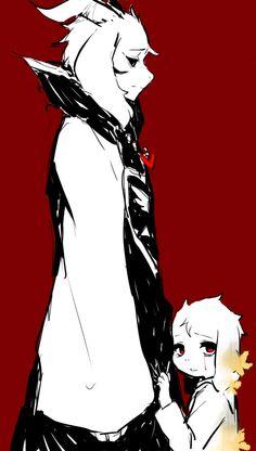 Undertale - Asriel