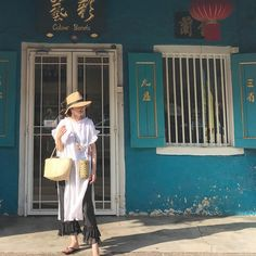 Pants and top - frills Shape And Form, Mori Girl, One Piece Dress, Summer Outfits, Summer Clothes, Asian Style, All About Fashion, Summer Girls, Boho Chic
