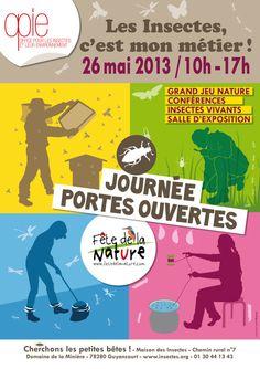 Portes ouvertes de l'OPIE le dimanche 26 mai 2013 http://www.pariscotejardin.fr/2013/05/portes-ouvertes-de-lopie-le-dimanche-26-mai-2013/