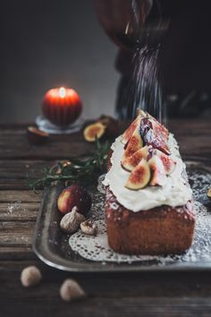 Winter Day, Cupcake Cakes, Cupcakes, Hygge, Cake Decorating, Decorating Ideas, Amazing Cakes, Entrees, Panna Cotta