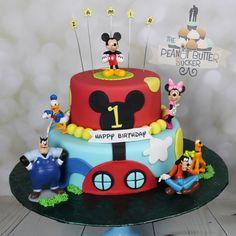 Chuck E Cheese Cake Topper Chuck E Cheese Birthday Pinterest