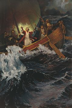 5min.FHE: Jesus is a God of Miracles, Lesson 1: Calms the Storm