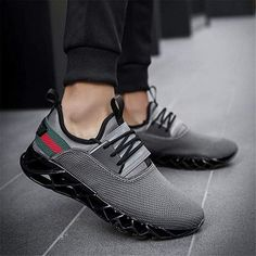 Wonesion Mens Casual Athletic Fashion Tennis Walking Fitness Shoes Slip on Sneakers | Shoes