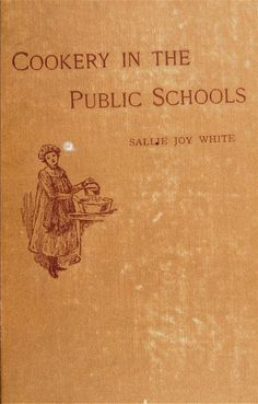 Cookery in the Public Schools