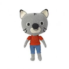 Anne-Claire Petit - Crochet: Animals, Toys, Baby Gifts, Fashion and Home Accessories, Hand Made Design