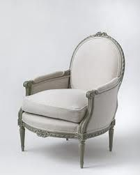 Bedroom chair? Although I'd prefer one with open sides