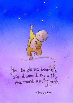 Buddha Doodles - Yes, to dance beneath the diamond sky with one hand waving free. Tiny Buddha, Little Buddha, Buddha Zen, Buddha Quote, Buddah Doodles, Buddha Thoughts, Doodle Quotes, Diamonds In The Sky, Yoga Quotes
