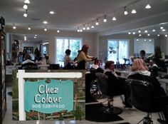 Chez Colour in Bridgewater, NJ has the #EdgeYouDeserve. Thanks Renee for your business!