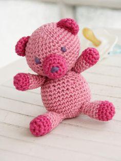 strickanleitung teddybaer