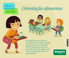 Suco de caixinha, solução nada saudável para lancheira escolar, rico em açucares e conservantes. Dicas saudáveis. #esseéoplano #unimedmanaus