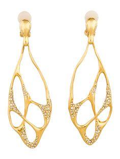 Alexis Bittar Liquid Gold Earrings