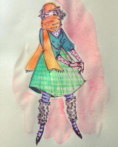 Crime against fashion