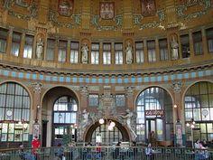 prague art nouveau buildings - Google Search