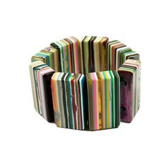 Pop Stretchy Rectangle Bracelet now featured on Fab.
