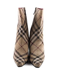 BURBERRY BOOTS OMG WANT WANT WANT