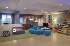 Welcome to the Fairfield Inn & Suites by Marriott Ottawa Kanata. We are an Ottawa suites hotel located at 578 Terry Fox Dr in Kanata.
