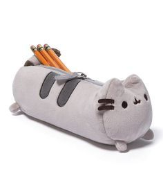 "Look at this GUND Pusheen Accessory Case on <a class=""pintag searchlink"" data-query=""%23zulily"" data-type=""hashtag"" href=""/search/?q=%23zulily&rs=hashtag"" rel=""nofollow"" title=""#zulily search Pinterest"">#zulily</a> today!"