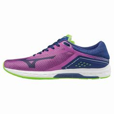 b01598fbcea3 Mizuno Wave Sonic Purple buy and offers on Runnerinn