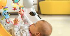 zabawy z dzieckiem do 1 roku życia - mata