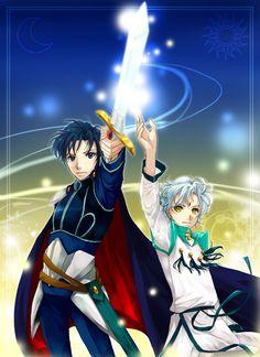 Prince Endymion & Helios Pegasus