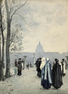 Aleksander Gierymski (Warsaw 1850-1901 Rome)