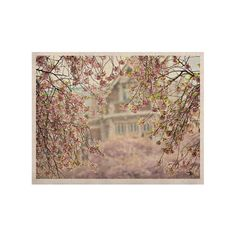 "Sylvia Cook ""Pink Dream"" KESS Naturals Canvas (Frame not Included) 
