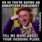 Hmmm...can you honestly ask Jehovah to bless your union after being disobedient?  Just a thought.