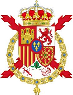 Coat of Arms of the King of Spain