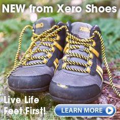 DayLite Hiker - lightweight zero drop hiking boot from Xero Shoes