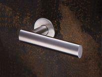 3530 - Modric lever handles on concealed Quadaxial fixing roses
