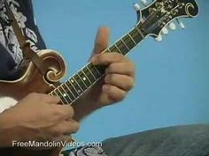 Mandolin Lesson: What is a Major Scale? - YouTube