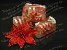 Diorizella Events and Crafts: Divertido jabón navideño