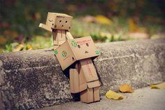 Tiernos Robots Hechos con Cajas de Amazon  robots   papel