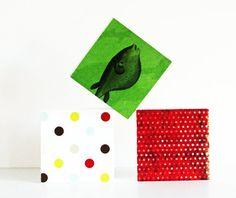 ocean theme art tiles fish art nautical art wood by cozyhomebytj