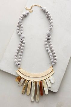 Kevia Horn Necklace