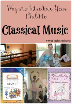 Easy ways to introduce classical music to your kids