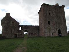 Berleigh Castle,Milnathorte, Scotland