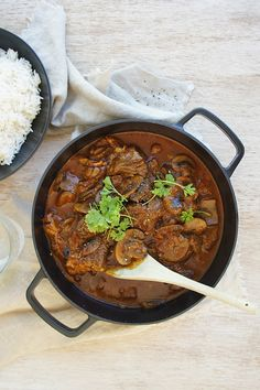 """#RecipeoftheDay: Slow Cooker Beef Stroganoff by Waltsingmatilda - """"I made this for my in-laws and husband's aunt and uncle. It was easy to make and tasted fantastic. Mother-in-law even rang the next day to say what a great dish."""" - fourpause"""