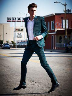 Albert Hammond Jr. for Confederacy.  Worn by Ryan Gosling in Crazy, Stupid, Love.
