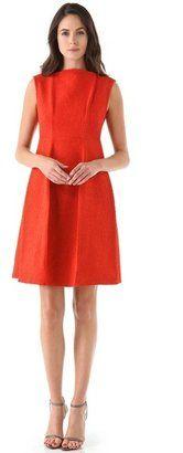Calvin klein collection Voluminous Sheath Dress Calvin Klein