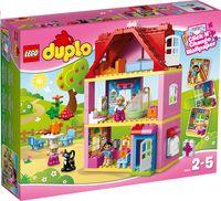 LEGO DUPLO 10505 Speelhuis - Vooraanzicht