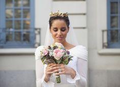 La boda de Isabel y Borja en La Quinta de Jarama | Telva.com