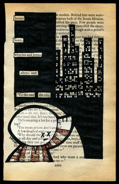 Brilliant British Artist - Dean Mariner: houses...
